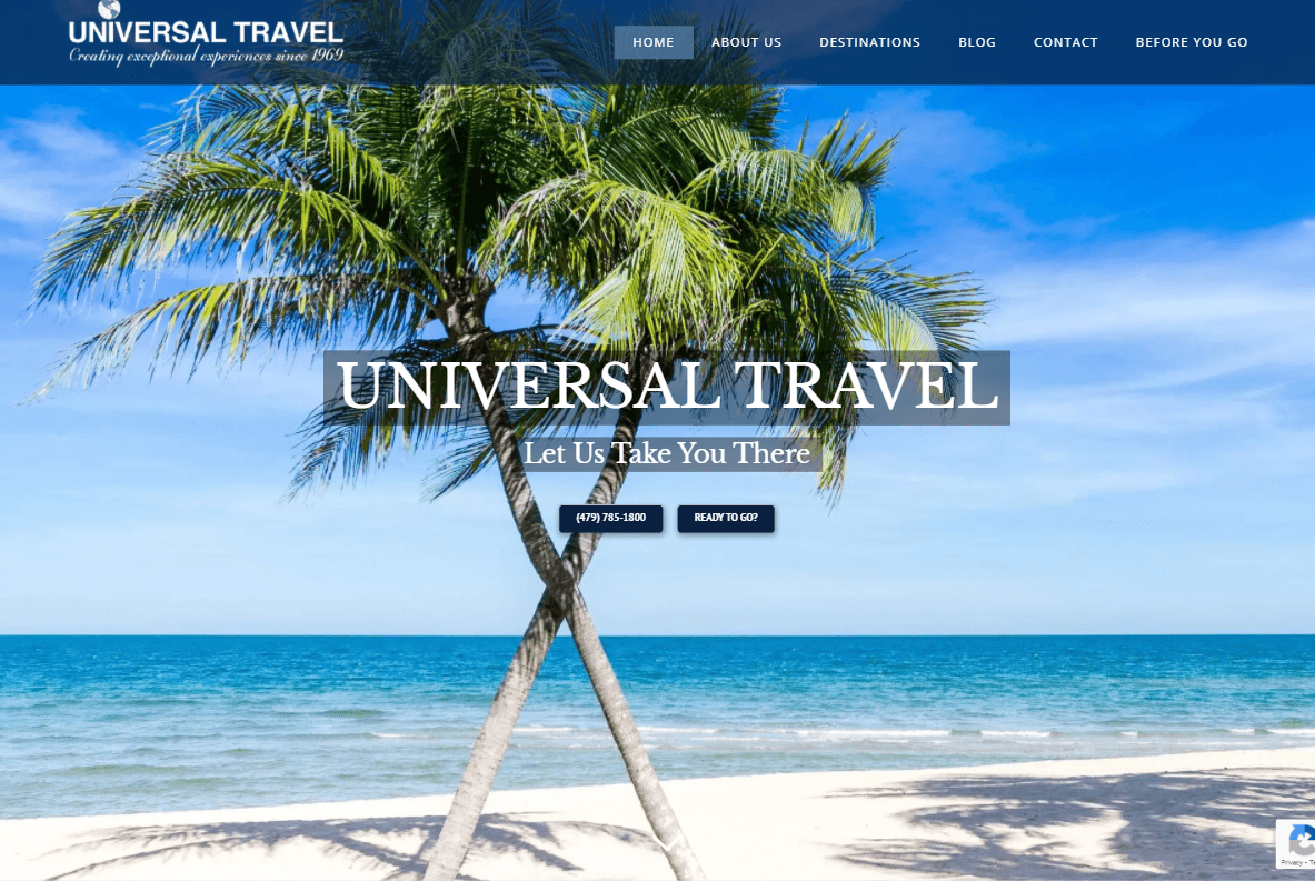 Universal Travel (Fort Smith)