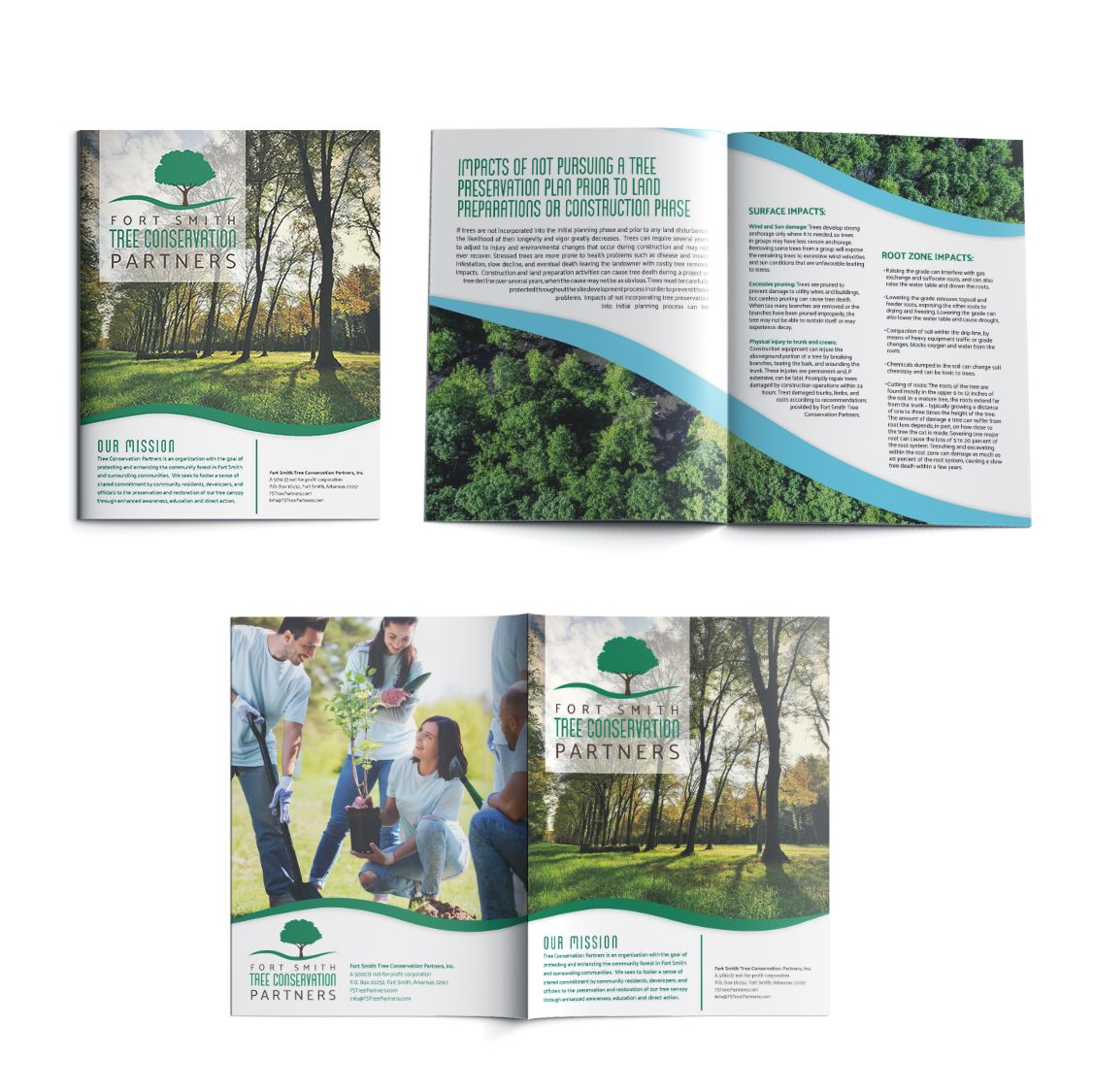 Fort Smith Tree Conservation Partners Brochure
